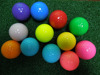 Colored Sporting Golf Ball Hot Sell