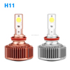 new car accessories product Auto H11 LED Head Light Lamp for all car