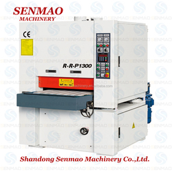wood wide belt sanding machine/wood floor sanding machine/wide head sanding machine