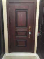 cheap exterior steel door fire rate security steel door modern steel doors