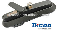 zinc alloy panel handle Cabinet lock