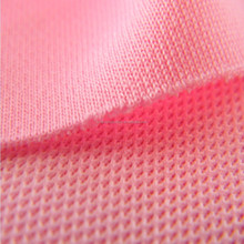 two sided of 100% polyester mesh fabric of clothing