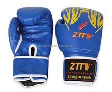 Factory cheap price bulk traning custom design boxing gloves