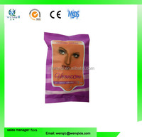 small pack facial beauty wipes