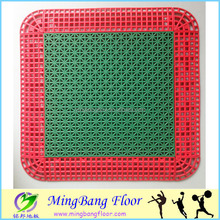 portable volleyball court flooring for professional use