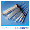 medical disposable luer lock syringes