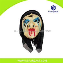 Made in China Factory directly provide beautiful realistic latex face mask
