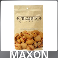 matte plastic safe self heating food pouche bag guangdong manufacturer