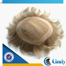 very nice natural looking lace front mens wigs for bald men