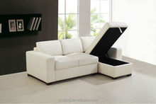LGS-15 beauty storage corner sofa for USA