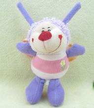 Wholesale Plush Animals Beanie Boos Sting Bee Cute Plush Toys Big Eyes Eyed Stuffed Animal Soft Toys for Kids Gifts