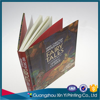 Free Sample-High Quality Fairy Tale Book, Hardcover Children English Story Book Printing