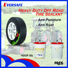 Prevencion pinchazos sellador de neumáticos, CE, ROSH, MSDS