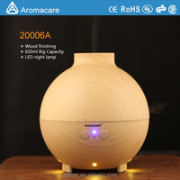 Aromacare car ionic air purifier auto led lampe
