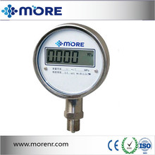 Brand new different types of pressure gauges/digital pressure gauge/water pressure gauge digital