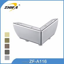 ZHIFA ZF-A116 walnut bathroom furniture feet bathroom vanity feet ideas