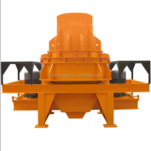 2015 newest vertical shaft impact crusher around the global