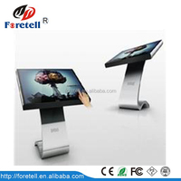 46/47 inch Multipoint touchscreen coffee Full HD customizable interactive Digita table digital signage