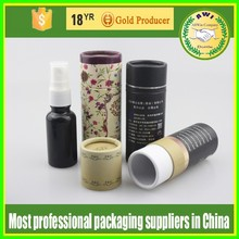 paper gift box can packaging tube tube tube