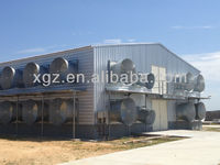 china prefabricated cheap poultry house /chicken house