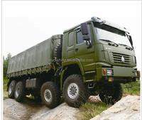 Howo Military Truck 4x4 6x6 8x8 Military Army Trucks