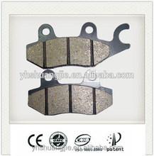 Good quality Factory price FA197 semi-metall disc brake pad for HONDA,YAMAHA,KYMCO,SUZUKI