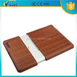 New hot sale tablet case natural real wood case for ipad mini ,case for ipad mini air ,wood case for ipad mini