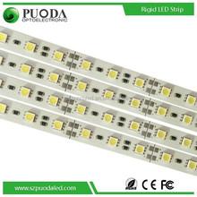 10mm width SMD5050 60LEDs natural white LED rigid strip light