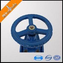 Cast Iron Gate Valve 5k Flanged Gate Valve Manual DN40-600 BAODING MANUFACTURER