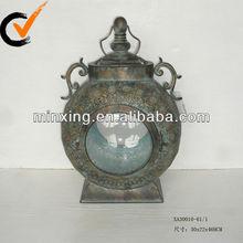 2013 wholesale decorative metal hurricane lantern