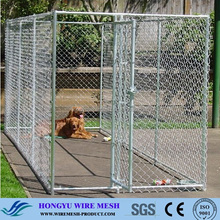 chain link dog cage / temporary fencing for dogs