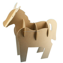 DIY wooden animals for children play, wood craft carving animals