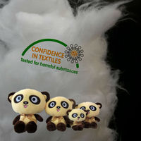 Polyester staple fiber for Toy and cushion