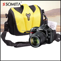 SOMITA Camera Backpack Bag Case for DSLR SLR