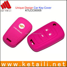 Silicone Smart Car Key Cover