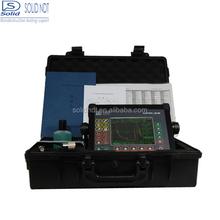 Solid UFD X5 manufactory digital portable ultrasonic flaw detector