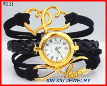 Wholesale Imitation Jewelry Fashion Watch Women