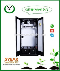 Gardening System Plant Growing Cabinet Hydroponics Indoor Stealth Grow Box Setup