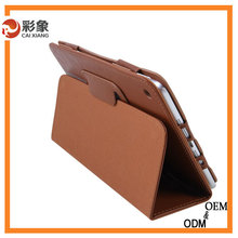 Brand new lower price Leather pad case for ipad air 2