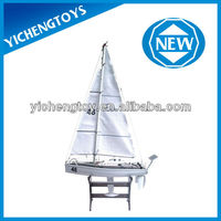 Jalor 32548 big scale rc catamaran rc sailing boat