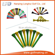 golf promotional gifts wooden golf tee