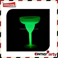 Hot Sell New Style Glow Champagne Glass