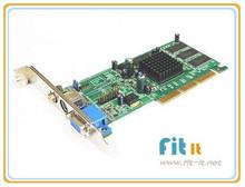 AH391A Radeon 7000 64M AGP DDR VGA TVO Video Graphic Card