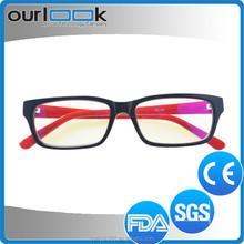 Factory Supply Hot Popular Fashion Anti Blue Ray Frame Optical Acetate
