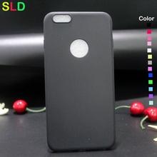 newest popular matt ultra slim tpu case for iphone 6s