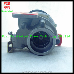 High quality electric turbo HX40W turbocharger 4050201 1510208 supercharger forCummins engine 200 car parts