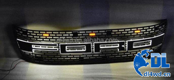 4x4 Ford Ranger Pickup accessories ranger t6 front grill for ford raptor