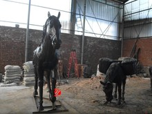 bronze life size horse statues for sale