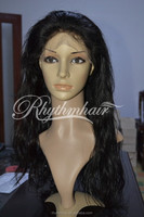 Rhythmhair 2015 Best sale natural wave brazilian human hair full lace wig