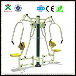 Guangzhou Outdoor fitness power push, play ground equipment for elderly, chest exercise equipment / QX-091H